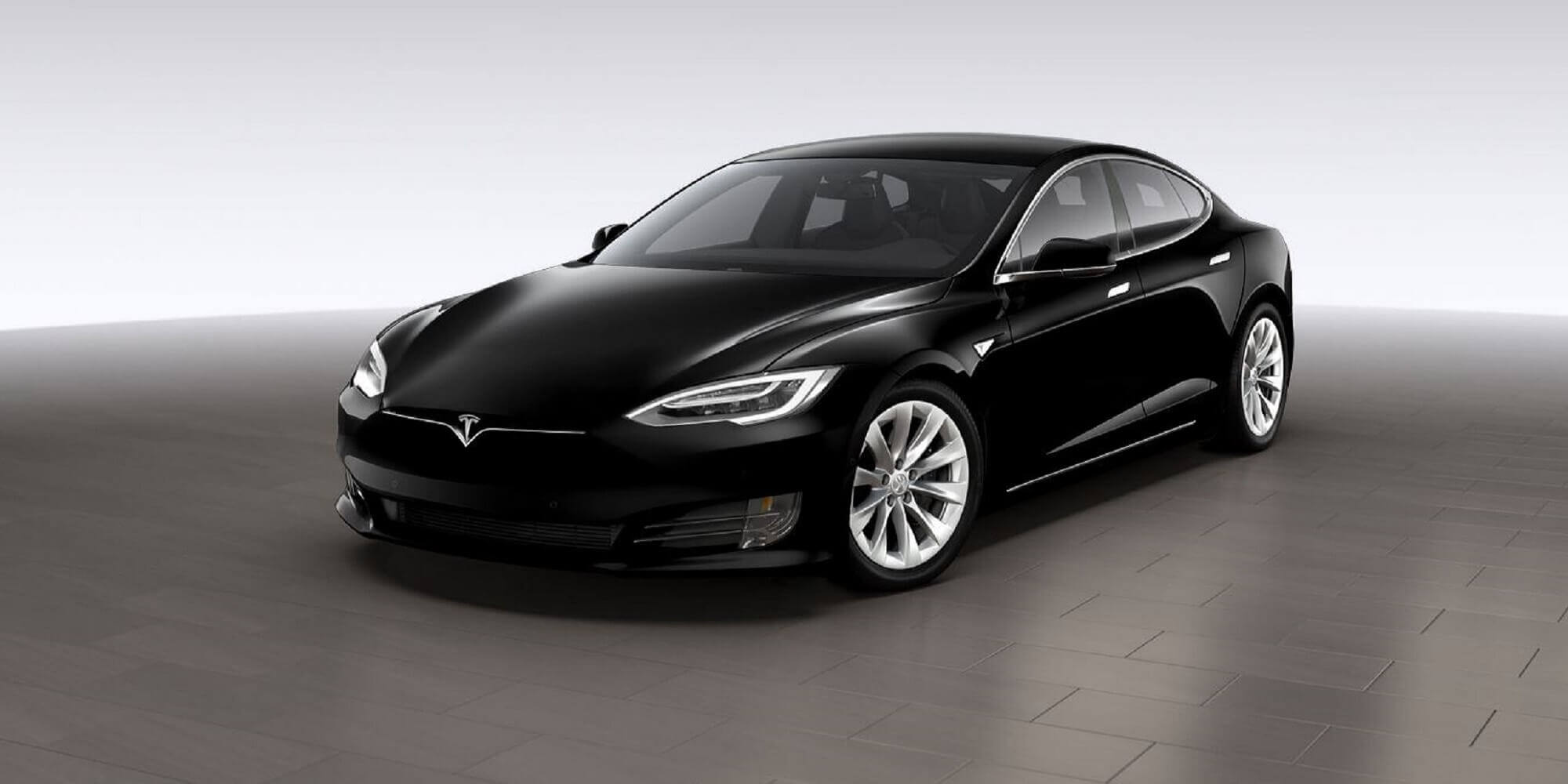 Model S Front
