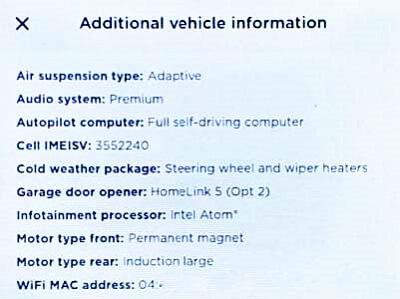Autopilot HW3 and MCU 2