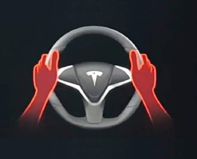 Autopilot Hold wheel
